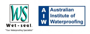 Wet-seal & Australian Institute of Waterproofing Logo